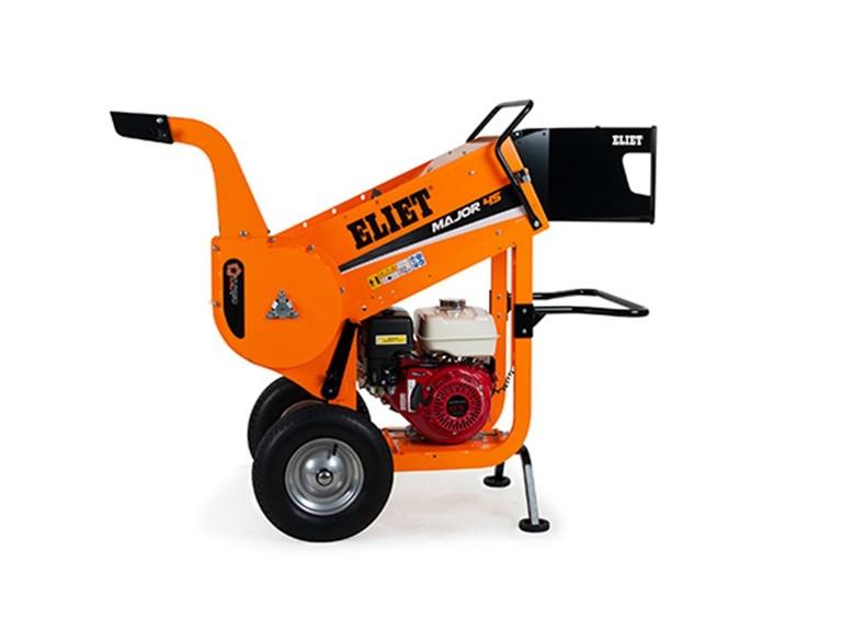 Eliet Major 4S Benzin:   Grünabfall-Häcksler  Benzin-Ausführung: 9,0PS Honda GX270  Aststärke 55mm
