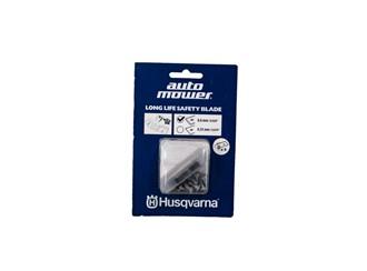 Messerset 9 Stk.:   Ersatzmesser 9-Stk.-Packung  für Husqvarna Automower (alle Modelle).   St
