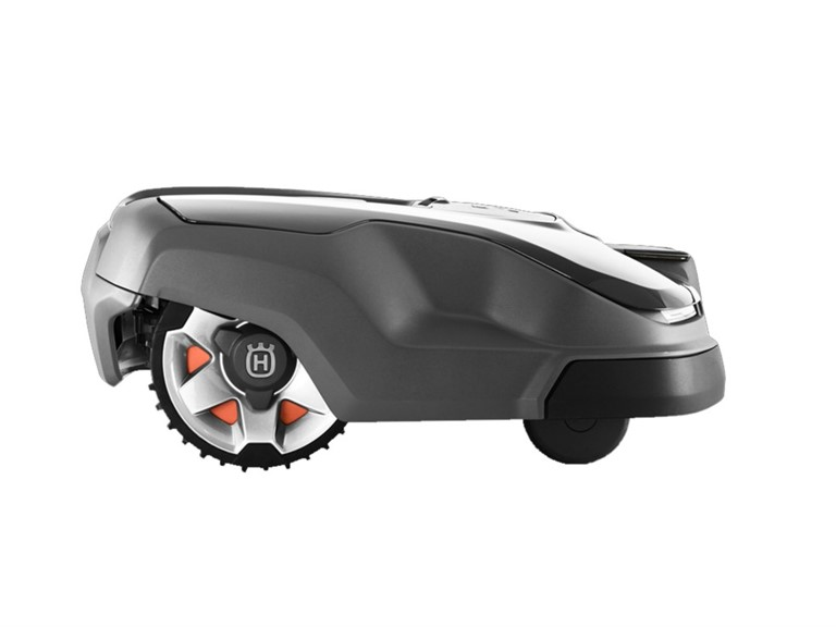 Husqvarna Automower 315X:   bis ca. 1.600 m² Flächenleistung  vollautomatisch akkubetriebener Rasenrobot