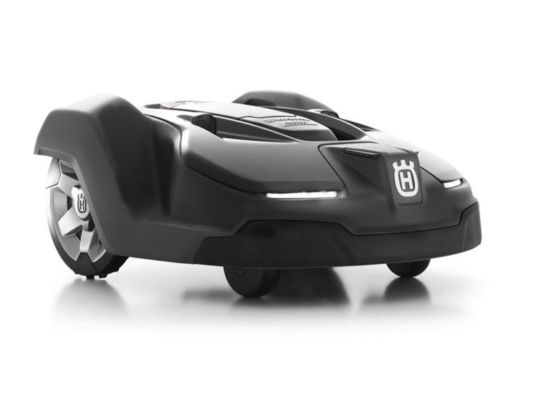 Husqvarna Automower 430X:   bis ca. 3.200 m² Flächenleistung  vollautomatisch akkubetriebener Rasenrobot