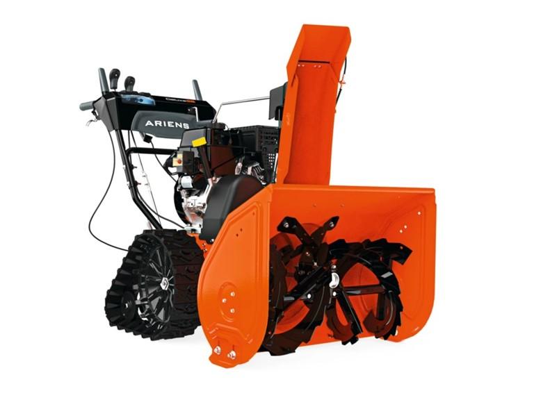 Ariens ST 28 DLET Rapid Track Deluxe:   Schneefräse mit Raupenantrieb  Ariens AX 4-Takt- OHV 291cm³  Räumbreite: 7