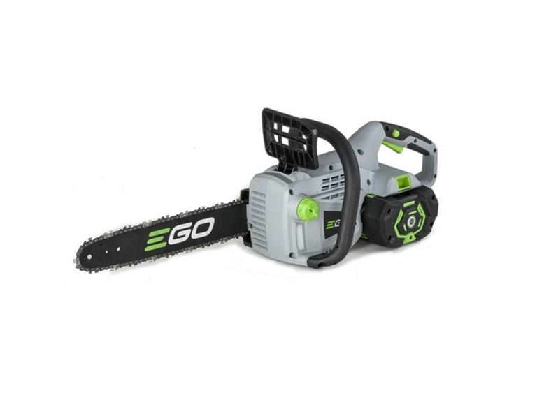 Ego CS 1401 E Set:   Akku-Motorsäge 56V Technologie  Set inkl. 2,5Ah Li-Ion Akku und Standardlad