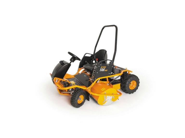 AS 1040 YAK 4WD:   Aufsitz-Schlegelmäher  23PS B&S 2-Zylinder  4T-OHV-Motor 627cm³  Allrad-An