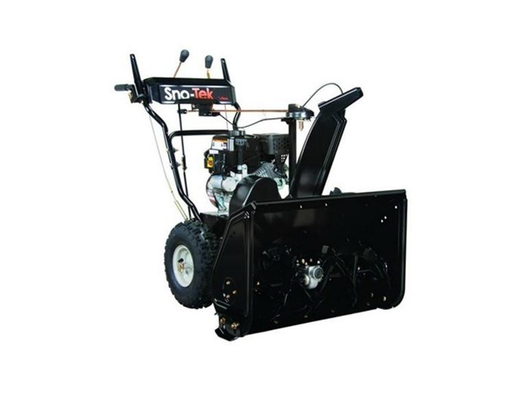Ariens Sno-Tek ST 22 E:   Schneefräse mit Radantrieb  Sno-Tek 4-Takt-OHV Motor 136cm²  Räumbreite: 56